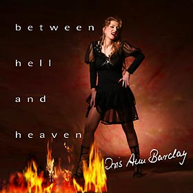 CD-Cover von between hell and heaven